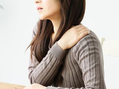 肩間接周囲炎の症状