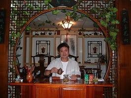中国茶研修