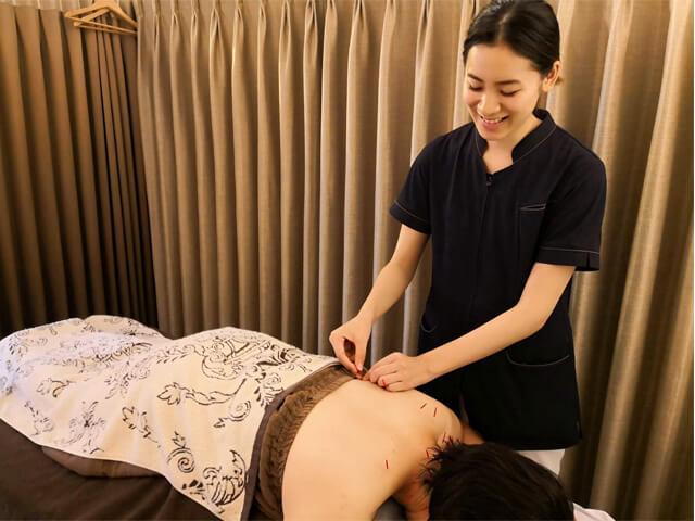 肩こり 頭痛 鍼灸治療